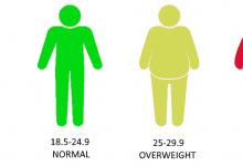 حاسبة مؤشر كتلة الجسم للكبار - موقع الدكتور
